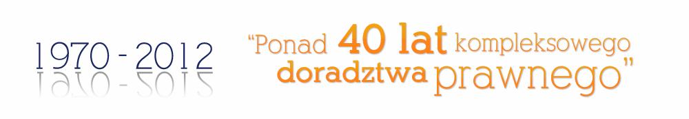 Kancelaria Jerzmanowski - Ponad 40 lat kompleksowego doradztwa prawnego