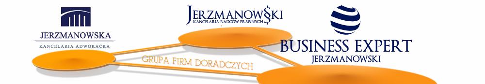Kancelaria Jerzmanowski - Grupa firm doradczych - Jerzmanowski - Kancelaria Radców Prawnych, Business Expert - Jerzmanowski, Jerzmanowska - Kancelaria Adwokacka
